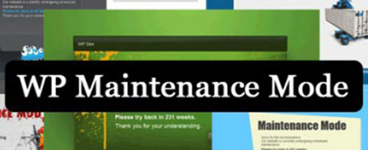 Mode maintenance bloqué