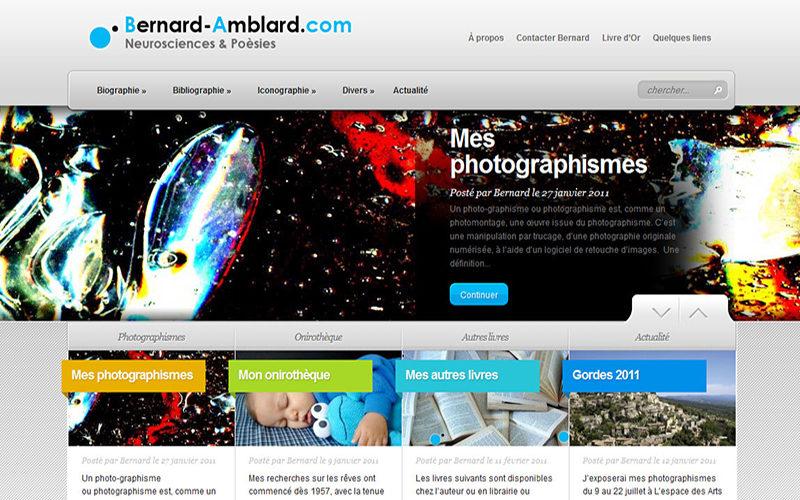 Bernard-amblard.com