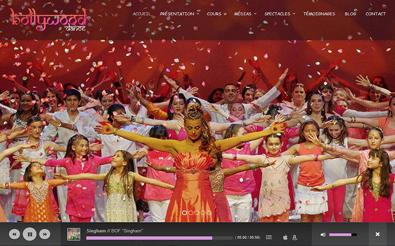 Bollywood-dance.com