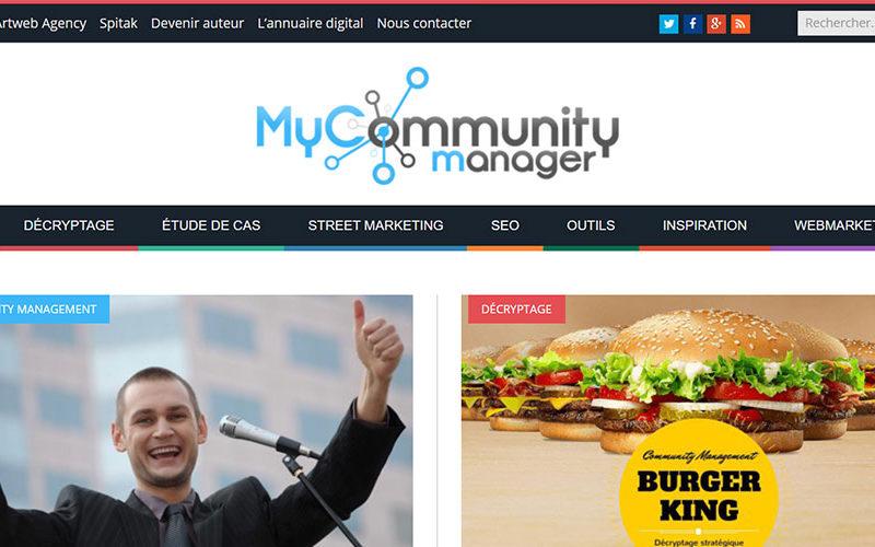 Mycommunitymanager.fr