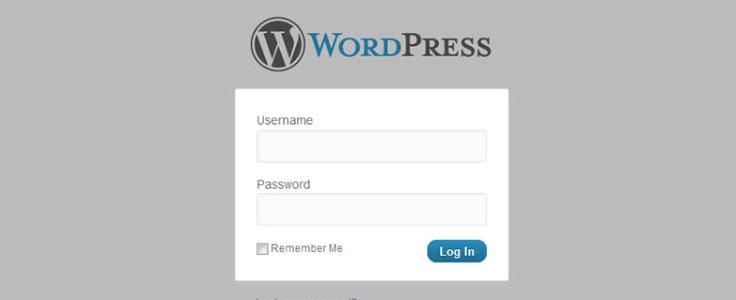 Personnaliser la page de connexion sans plugins