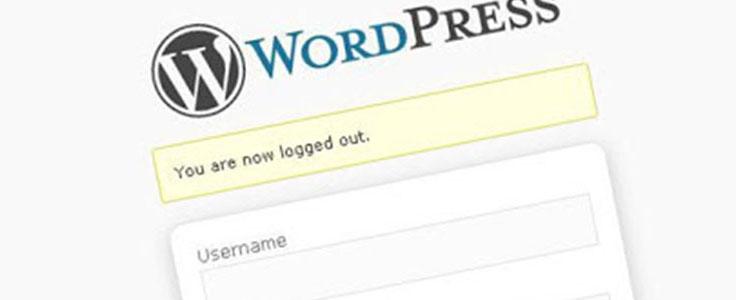 Modifier le logo de la page de connexion à WordPress