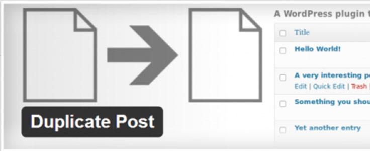 Comment dupliquer une page ou un article sans plugin