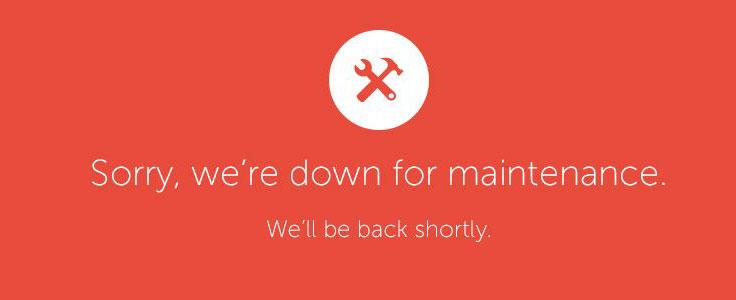 Rediriger votre site WordPress vers une page de maintenance